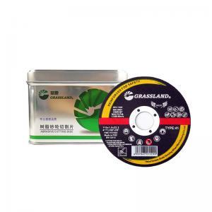 China Grassland Flat Type 115mm Multi Purpose Thin Cutting Discs wholesale