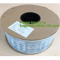 China Auto packing bag perforated plastic roll bags,Food grade auto plastic packing bag,auto machine plastic packaging bag on sale
