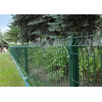 China artifical garden galvanized PVC plastic welded wire fence mesh panel wholesale