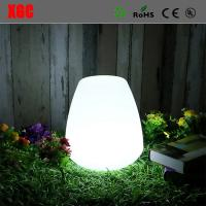 China RGB LED Colors Plastic Home Garden Decor Small Table Fashion Night Lights Led Lantern wholesale