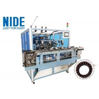 China Fully automatic inverter motor stator winding machine /needle coil winding machine/electric motor machine manufacturer on sale