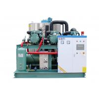 China Large Flake Ice Maker Machine With Automatic Controlling System wholesale