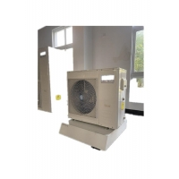 China DHW Electric Air Source Inverter Heat Pump For Swimming Pool Dehumidified 220KW wholesale