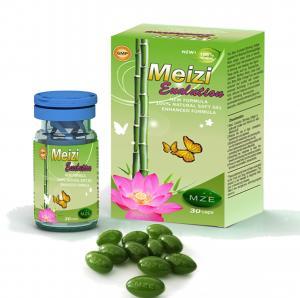 Quality OEM Botanical Slimming Capsules Women Slim Fast Diet Pills Meizi Evolution for sale