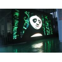 China Soft Color Lower Power Indoor Full Color Led Display Long Life Span For Supermarket Panels wholesale
