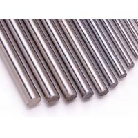China 310 310S Cold Rolled Steel Round Bar , Stainless Steel Round Rod For Chemical Industry wholesale
