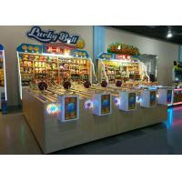 China Midway Game Machine Lucky Ball 5 Players Carnival Games For Game Center wholesale