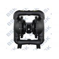 China Teflon Air Powered 2 Diaphragm Pump , Membrane Pump For Chemical wholesale