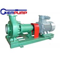China IHF type Clean Water Pump luorine plastic corrosion resistant chemical pump wholesale