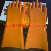 China high tension insulating gloves wholesale