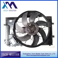 China Automotive Cooling Fans For Mercedes W203 Radiator Fan Motor 2035000093 , 2035000293 wholesale