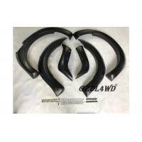 China Wrinkle Black 4x4 Wheel Arch Flares For Ford Ranger PX2 Pocket Style wholesale