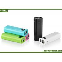 China Solar 18650 Battery Power Bank 22 * 32 * 90 Mm With Multi - Protection Circuits wholesale