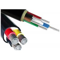 China Underground Electric PVC Insulated Cables 1.5sqmm - 800sqmm 2 Years Warranty on sale