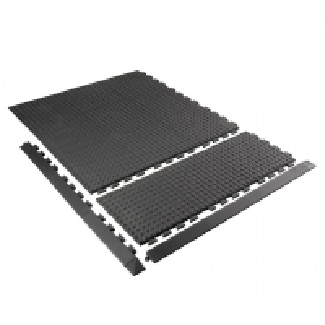 China 2 Inch Anti Slip Anti Fatigue Barber Thick ESD Mat wholesale