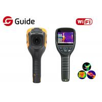 China Rugged And Compact Handheld Thermal Imaging Camera For HVAC , Building Inspection wholesale