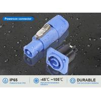 China AC Power Cable Water Resistant Plug Socket UV Resistance With UL Certificate wholesale