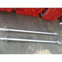 Quality 2000mm Galvanized Grounding And Earthing Products Ground Anchor Pipe for sale