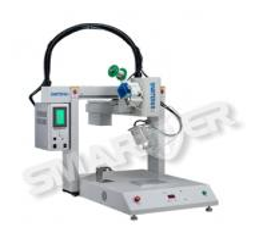 China AC100V-240V Temperature Control Micro Selective Automatic Soldering Machine wholesale