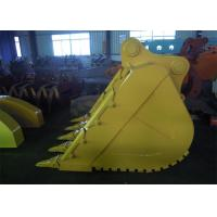 China Professional Excavator Tilt Bucket , Heavy Equipment Excavator Grab Bucket wholesale