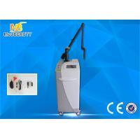 China EO active q switch tattoo removal laser equipment 532nm 1064nm 585nm 650nm on sale