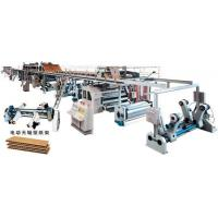 China Double Wall Corrugated Production Line wholesale