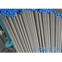 China Inc 625 / Inc 617 UNS N06625 / N06617 Bright Annealed Nickel Alloy Tube High Strength wholesale