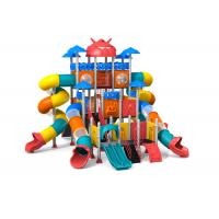 China Gorgeous Childrens Outdoor Play Sets , Baby Outdoor Play Equipment TQ-JG1290 on sale