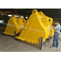 China Heavy Construction Equipment Excavator Grapple Bucket For Light Working Environment wholesale