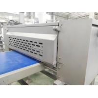 Buy cheap Auto Dough Freezing Pastry Lamination Machine For Sasuage Roll With Different from wholesalers