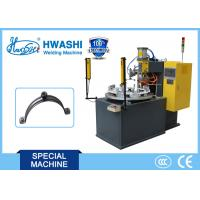 China Pipe Clamp Auto Parts Welding Machine With Rotary Table 900 x 1300 x 1700mm wholesale