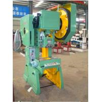 China Industrial Hydraulic Slider Punch Press Machine With Pneumatic Punching Power on sale