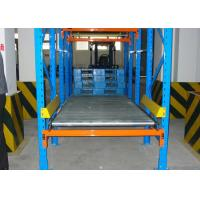 China storage systems golden supplier cold steel roll pallet gravity rack /Flow Pallet Racking wholesale