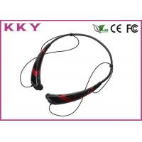 China Fashionable Bluetooth Retractable Headphones , Sports Neckband Headphones wholesale