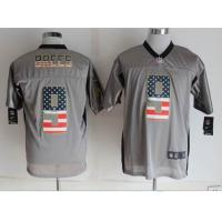 Quality 2014 New Nike NFL jerseys USA Flag Fashion Grey Shadow for sale