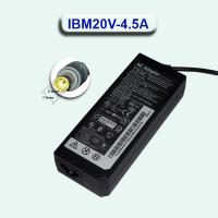 China 90w lenovo power adapter for ibm latop charger black colour 20V 4.5A tip 7.9*5.0mm wholesale