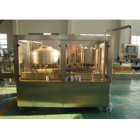China Tin Can Liquid Bottle Filling Machine Equipment for Tea / Beverage wholesale