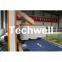 China Metal Colored Stone Coated Roof Tile Machine Environmental Modern Tile Making Machine wholesale