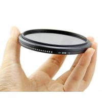 China MRC-CPL MRC-UV 58mm 62mm 77mm custom Slim Nd Filter, 3 stop nd filter ND4-500 wholesale
