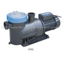 China Energy Efficient Pool Pump , Low Pressure Centrifugal Pump For Swimming Pool on sale