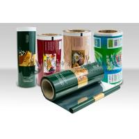 China Laminated Food Packaging Plastic Roll Film Moisture Barrier for Tea wholesale
