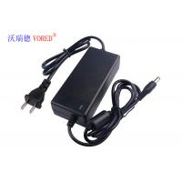 China 24V 2A Black Desktop Switching Power Supply US Plug PC ABS Material wholesale