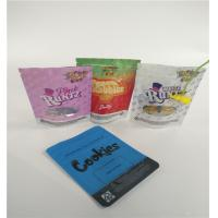 China Custom Printed Herbal Incense Packaging CYMK Color 1/8oz 1/4oz 1/2oz 1lb Childproof wholesale