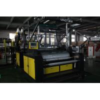 China Vinot Brand Top Quality Operable Double layer High Speed Stretch Film Making Machine LDPE Material Model No. SLW-1000 wholesale