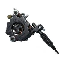 China Professional color tattoo machine with 8 wraps manual winding coil wholesale