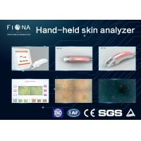 Buy cheap Digital Skin Scanner Uv Analysis Machine , Face Analysis Machine With Handle from wholesalers