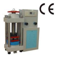 China Concrete Compression Testing Machine (YES-2000) (YES-2000/2000A) wholesale