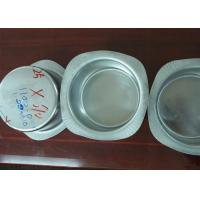 China 1000 Series H14 Blank Aluminum Discs Bright Silver For Steamer Cooker wholesale