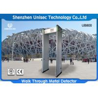 Buy cheap Popular Multi 33 Zones Door Frame Metal Detector Archway Gates For All Kind from wholesalers