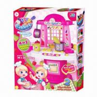 Buy cheap Kitchen Play Set, 90 x 47 x 56cm Carton Size from wholesalers
